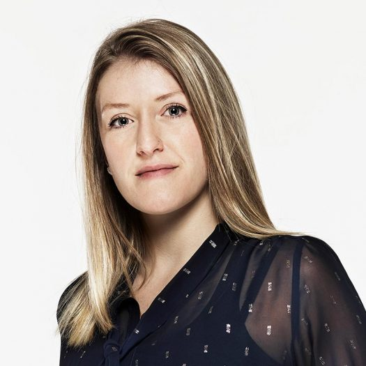 Pauline Deborde : secrétaire de gérance Rive Droite immobilier