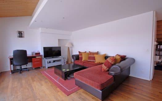 Beau duplex meublé de 4.5 pièces d'env. 145m2 à Genève