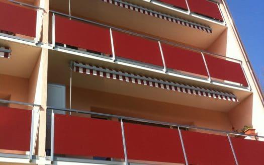 Appartement de 3 pièces d'env. 70m2 au rez-de-chaussée à Gland