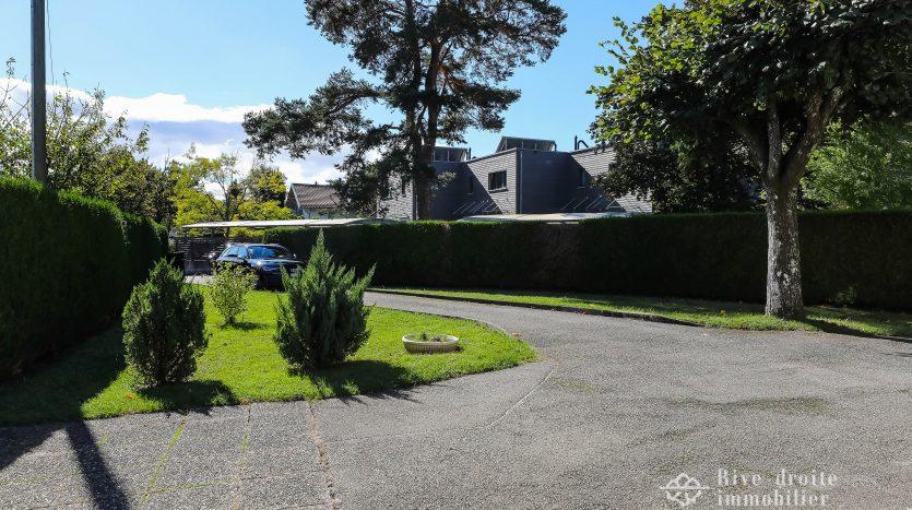 Grande villa de charme d'env. 150m2 avec jardin à Chambésy